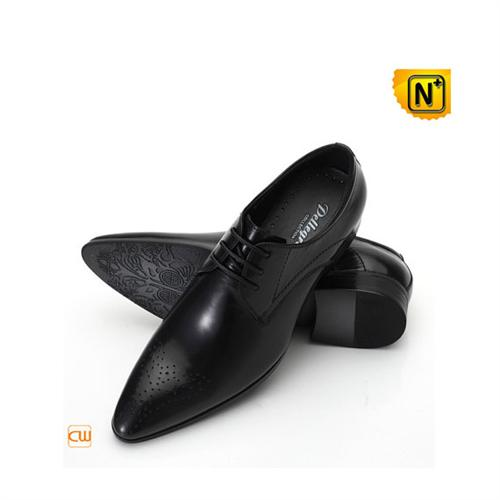Cwmalls Commodity's men's shoes - Etsy Leather Dress Shoes - Black - leather
