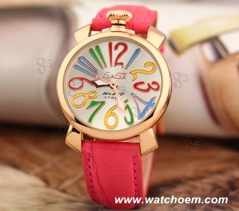 Michelle Fan's watch - gaga gaga watch