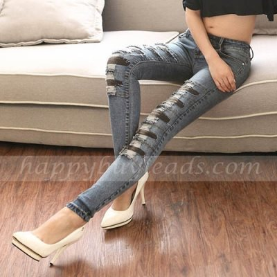 Daisy Eu's girls cloth - happybuyleads.com FZHB-Y3N986868 - As the Picture  - Denim