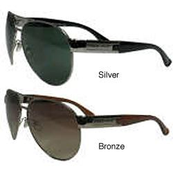 Mahyar Maleki's sunglasses - Versace VE2092 - Chocolate