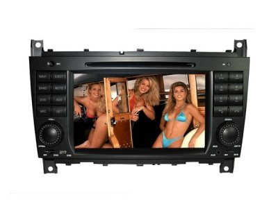 Nancy Wang's player - mercedes benz HSL-SD-58G - http://www.happyshoppinglife.com/mercedes-benz-cclass-dvd-player-with-gps-navigation-can-bus-tv-p-51