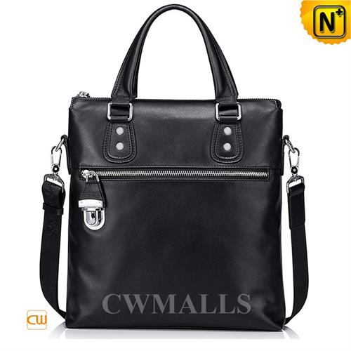Cwmalls Commodity's bag - cwmalls Mens Shoulder Bag - genuine leather